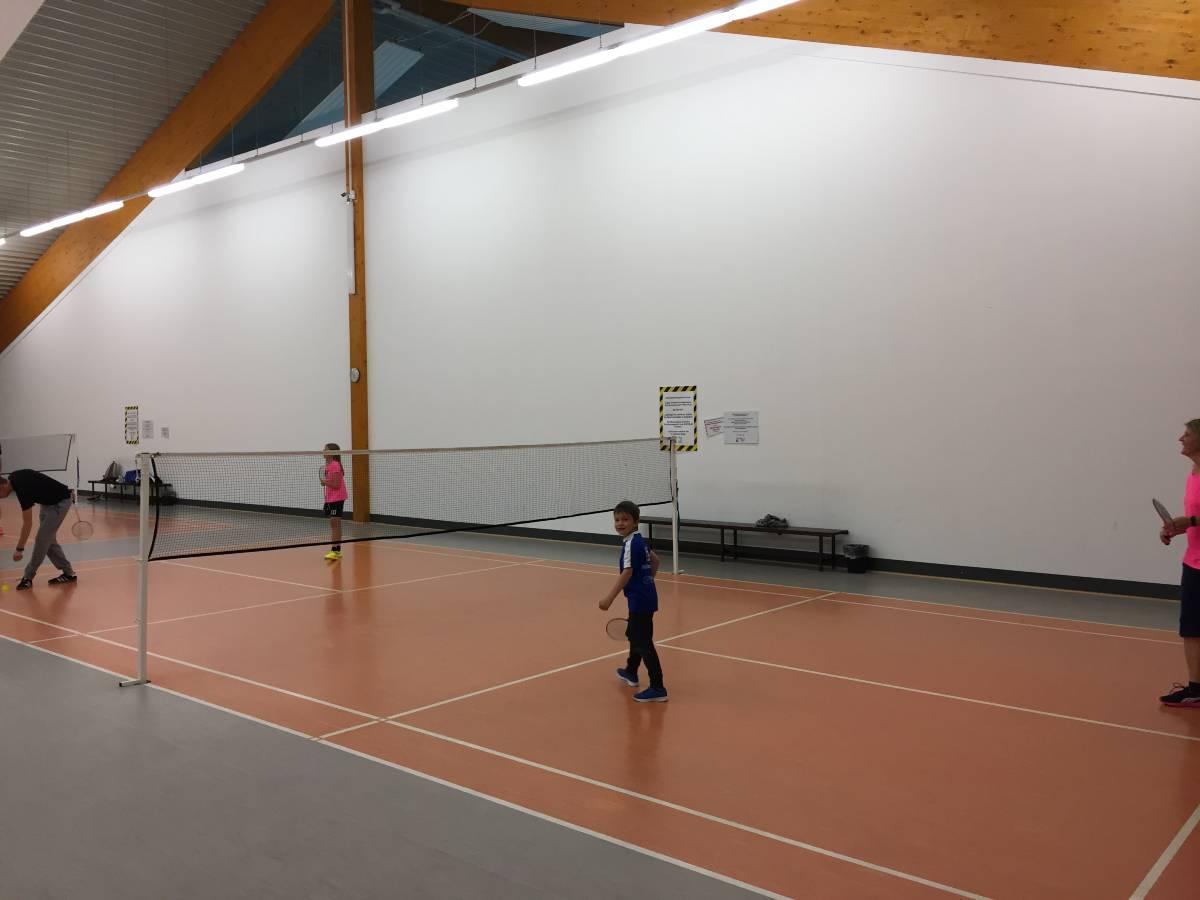 Aktive-Aphasiker-Rhein-Main - Tennis Badminton